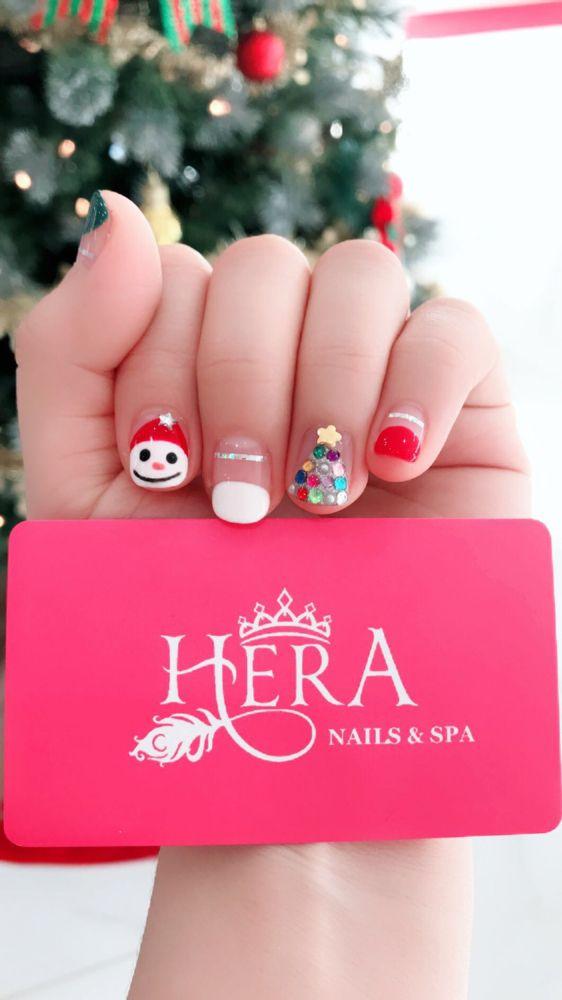 HERA Nails & Spa: 1000 Bald Hill Rd, Warwick, RI