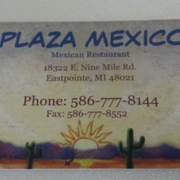 Photos For Plaza Mexico Mexican Restaurant Yelp