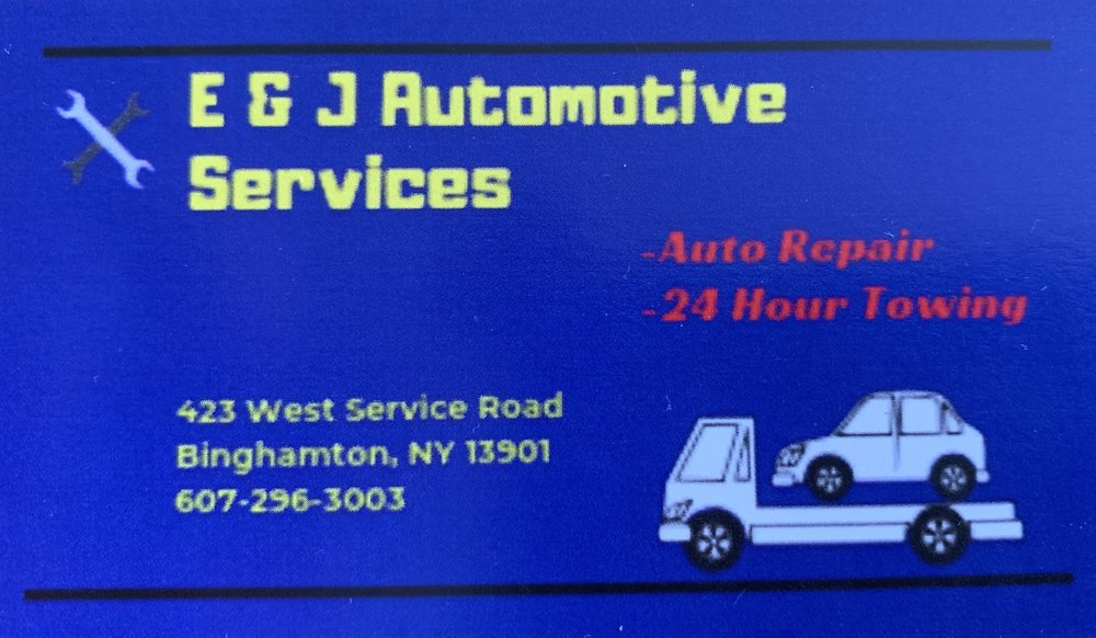 Towing business in Fenton, NY