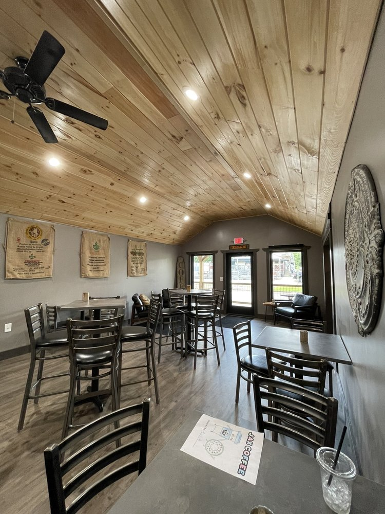 Jax Coffee Company: 55 Mountainside Village Pkwy, Jasper, GA