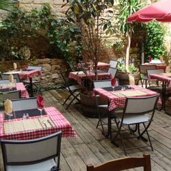 Cote Jardin French 84 Rue Victor Hugo Orange Vaucluse France