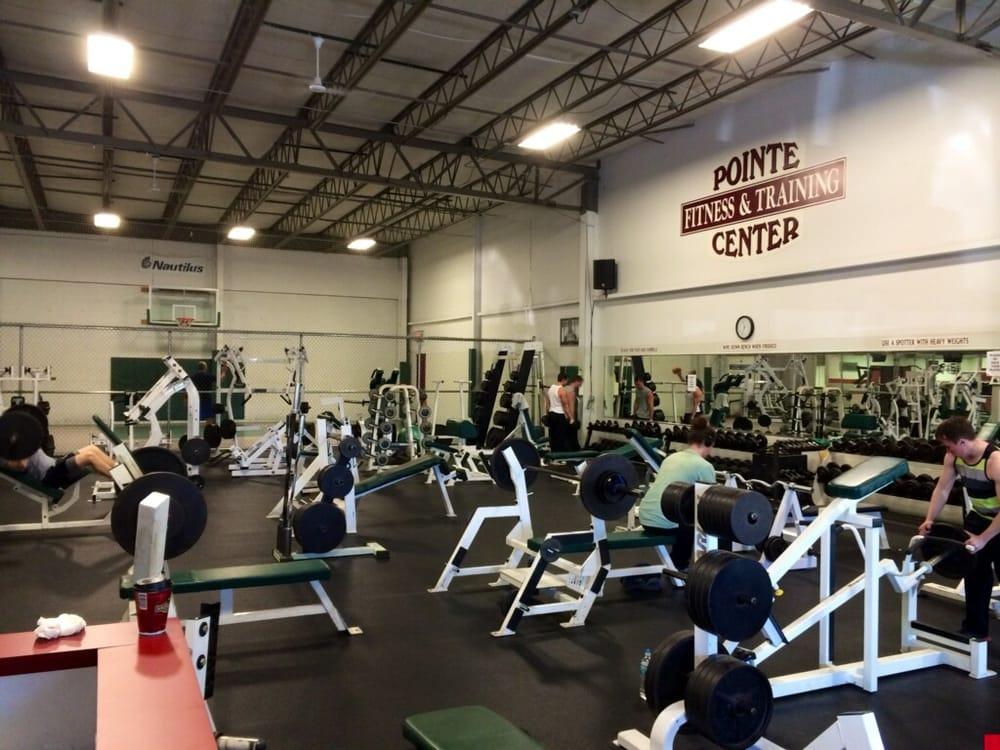 Pointe Fitness & Training Center: 19556 Harper Ave, Harper Woods, MI
