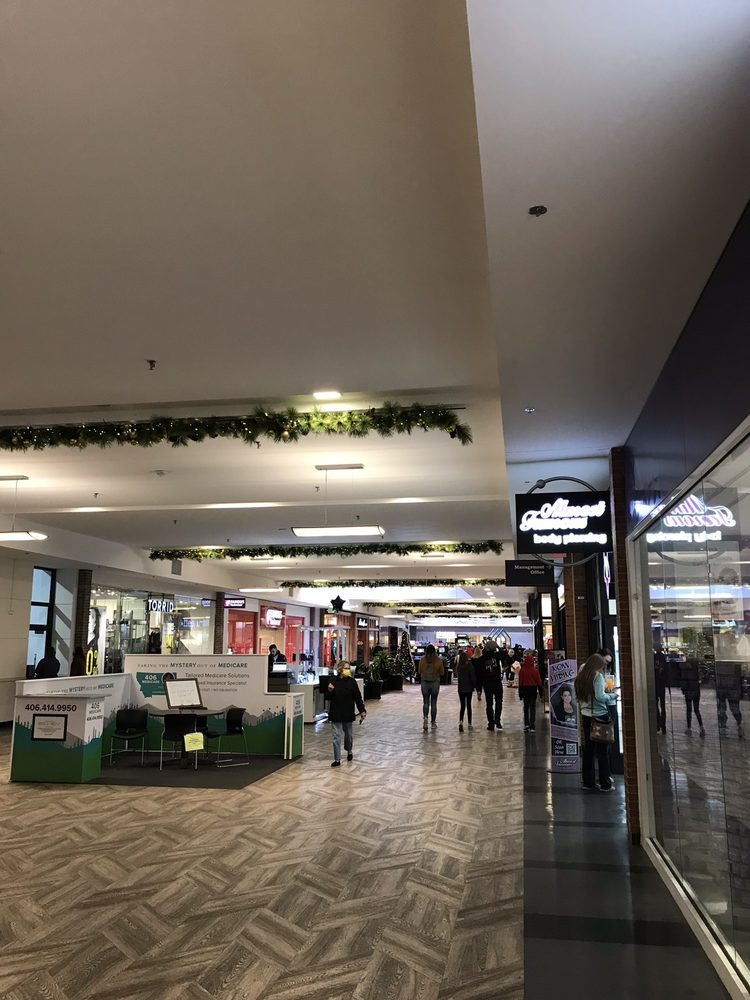 Rimrock Mall: 300 S 24th St W, Billings, MT