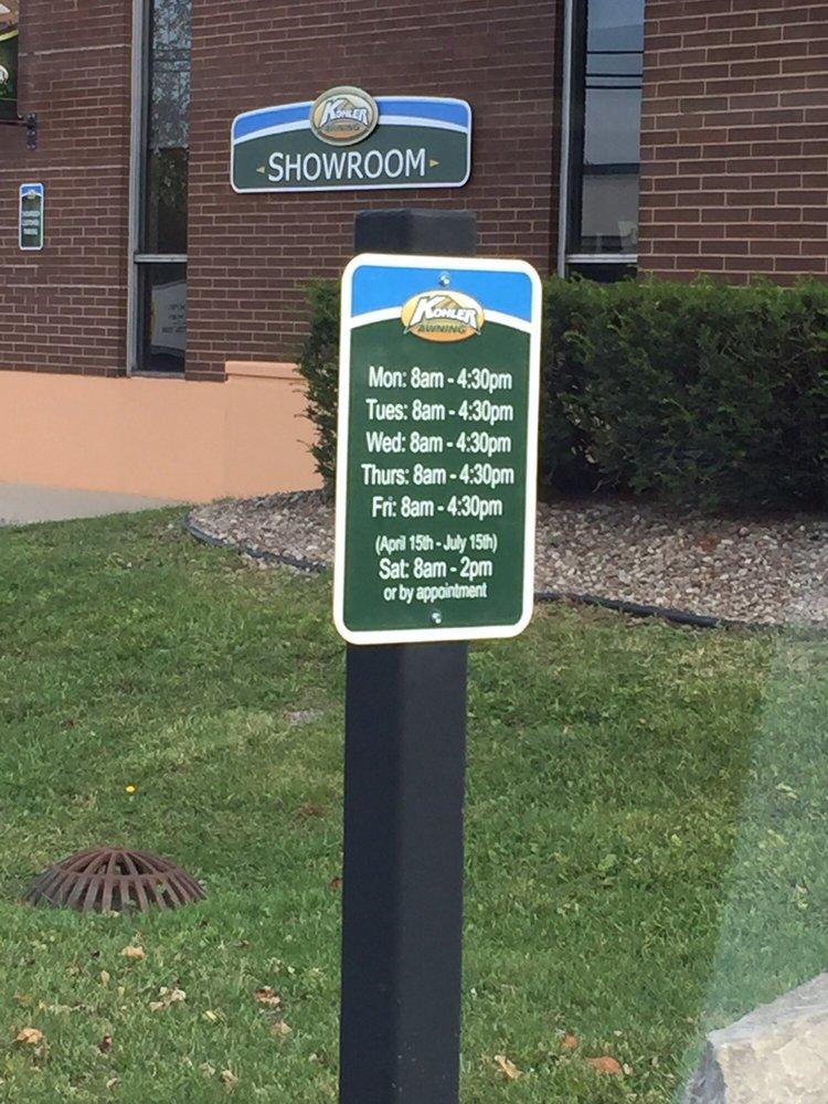 Kohler Awning - Shades & Blinds - 2600 Walden Ave, Buffalo, NY ...