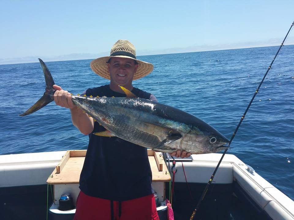Onward thru the fog fishing charters closed boat for Oceanside fishing charters