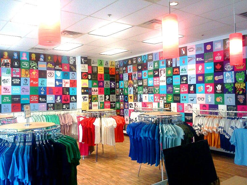 The Tee Shirt Shoppe: 336 E State St, West Lafayette, IN