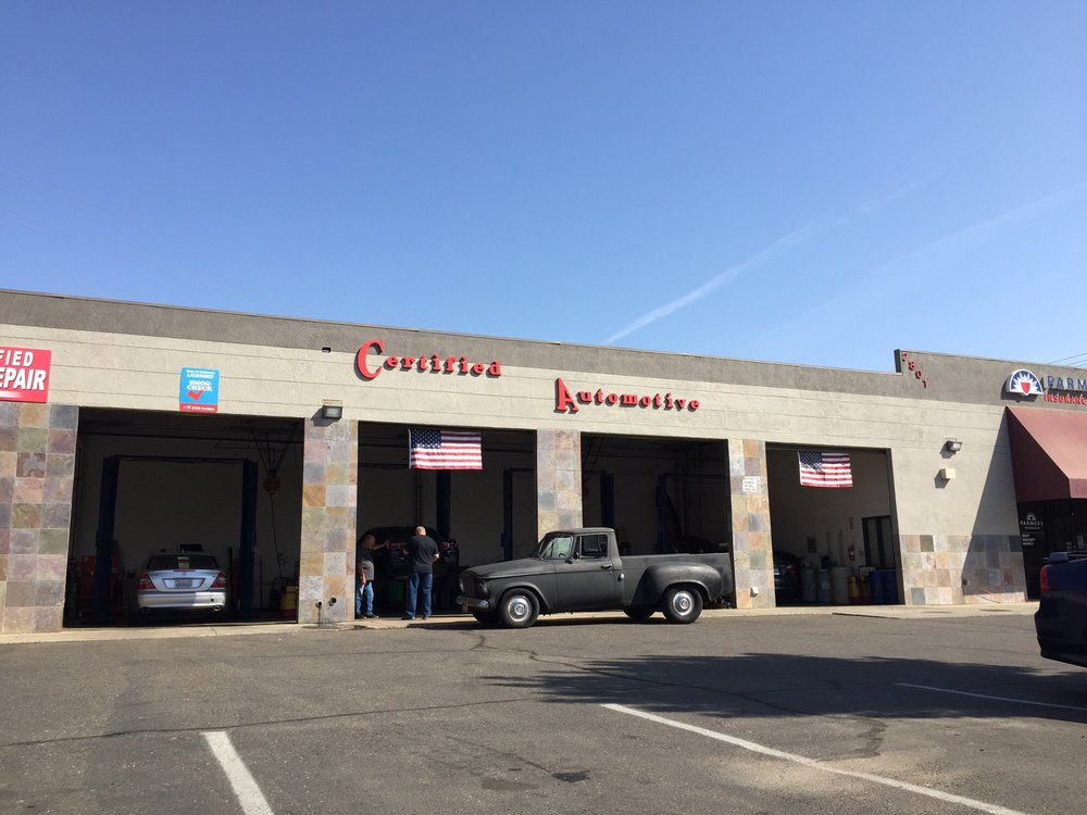 Certified Automotive: 2801 Winton Way, Atwater, CA