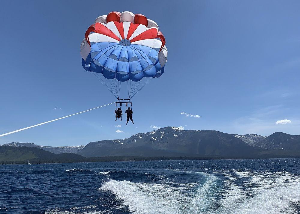 Photo of Action Watersports At Timber Cove Marina: South Lake Tahoe, CA