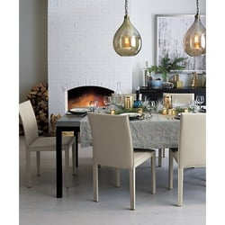 Charming Photo Of Crate U0026 Barrel   Houston, TX, United States. Parsons Dining Table