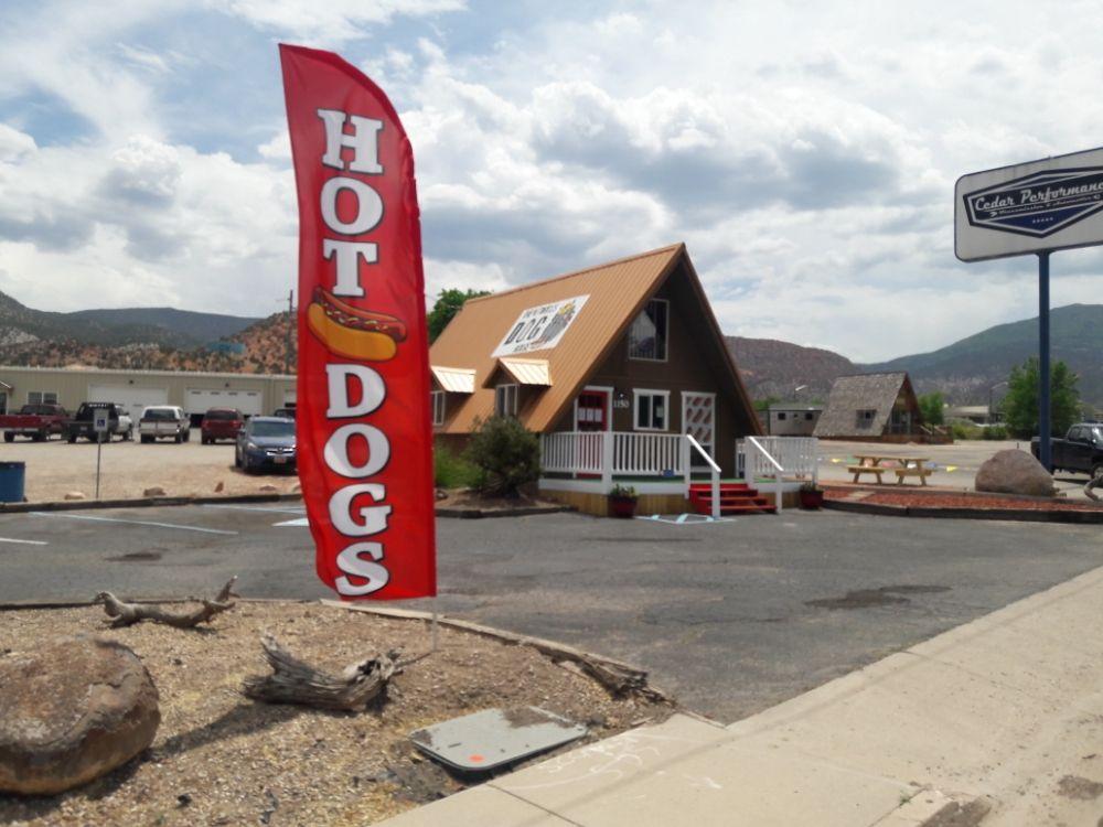 The Notorious DOG House: 1150 N Main St, Cedar City, UT