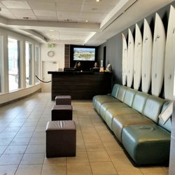 Photo Of Hotel Erwin Venice Ca United States Front Desk View