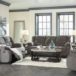Photo Of Furniture Barn   Saint Paul, MN, United States. Ashley Reclining  Sofa