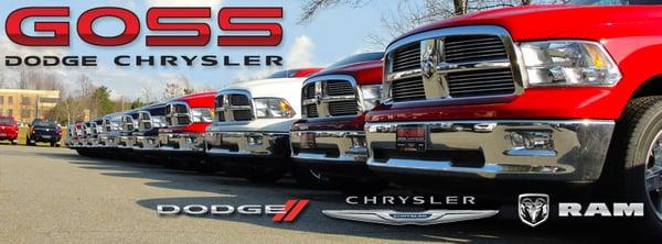 Goss Dodge Chrysler South Burlington Vt Automobile Repair Svc