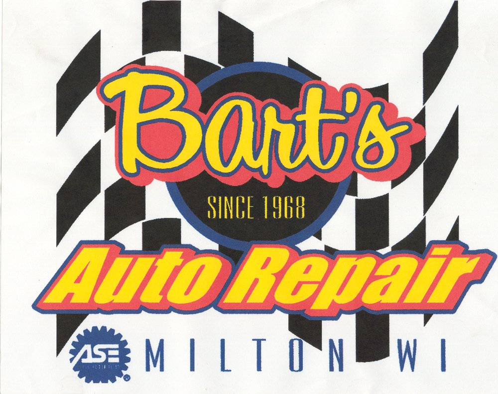 Bart's 24 Hour Towing and Roadside Service: 411 Sunnyside Dr, Milton, WI
