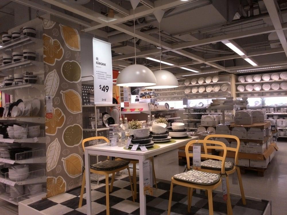 ikea 67 billeder 20 anmeldelser m belbutikker 100 taiwan. Black Bedroom Furniture Sets. Home Design Ideas