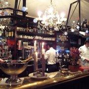 Le Sâotico - Paris, France. Bar at Le Saotico
