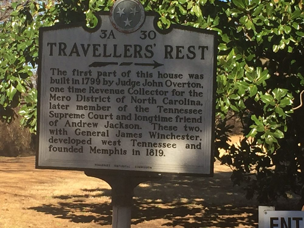 Travellers' Rest Plantation & Museum