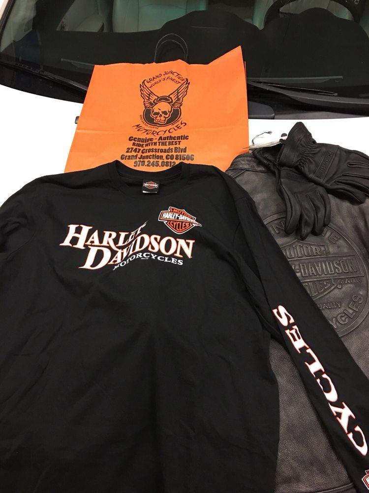 Grand Junction Harley-Davidson: 2747 Crossroads Blvd, Grand Junction, CO