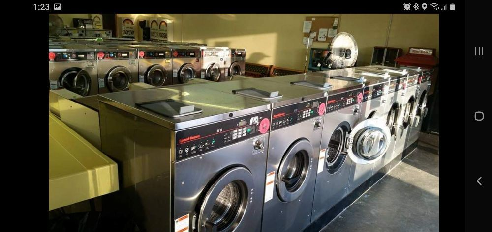 Quik Wash Laundromat: 115 Conveyor Dr, Joshua, TX