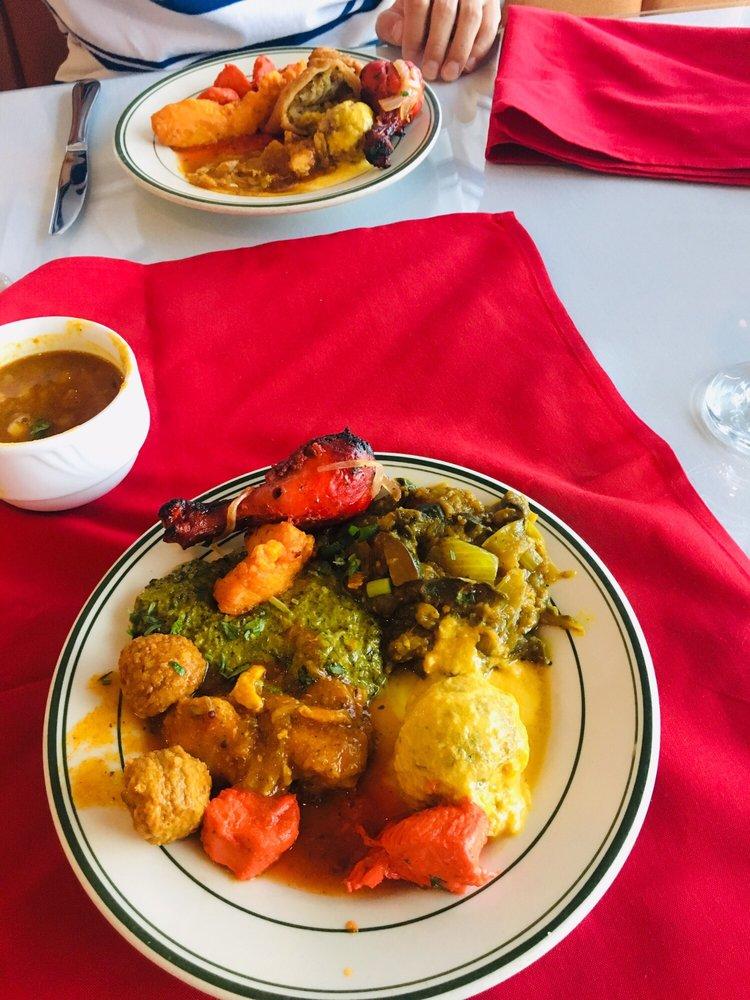 The India Garden Restaurant: 615 W Edison Rd, Mishawaka, IN