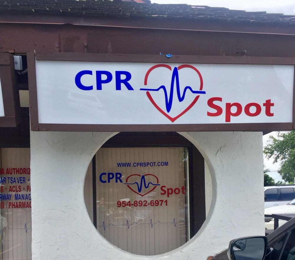 Cpr Training Spot 11 Photos Cpr Classes 8350 52 W State Rd 84