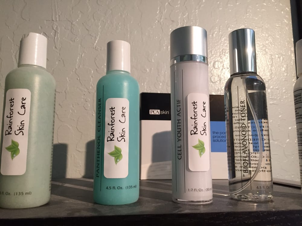 Rainforest Skin Care - 14 Photos & 56 Reviews - Skin Care