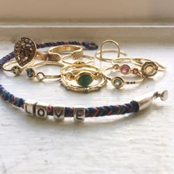 Photo Of Scosha Brooklyn Ny United States Rings And Totem Love