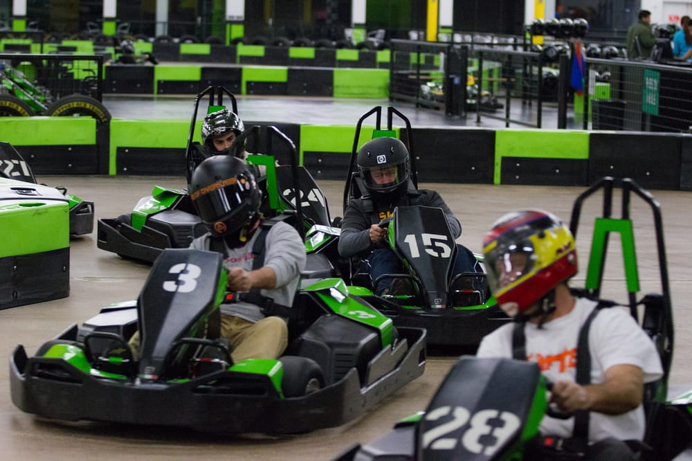 Speed Raceway: 200 Blair Mill Rd, Horsham, PA