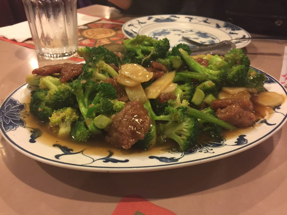 Beef broccoli yelp for Asian cuisine chicago