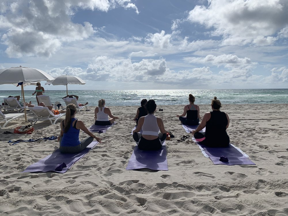 Fly Yoga Miami: 1037 96th St, Bay Harbor Islands, FL
