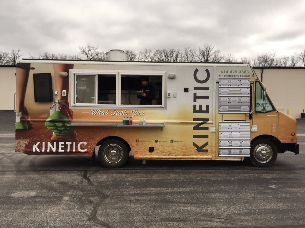 Kinetic 13 Photos 16 Reviews Food Trucks Columbus Oh