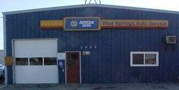 Blue Springs Auto Service: 3032 SW E US Hwy 40, Blue Springs, MO