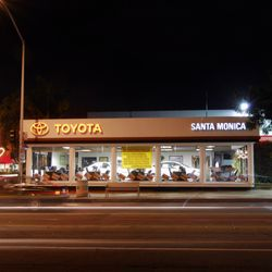 Photo Of Toyota Santa Monica Ca United States