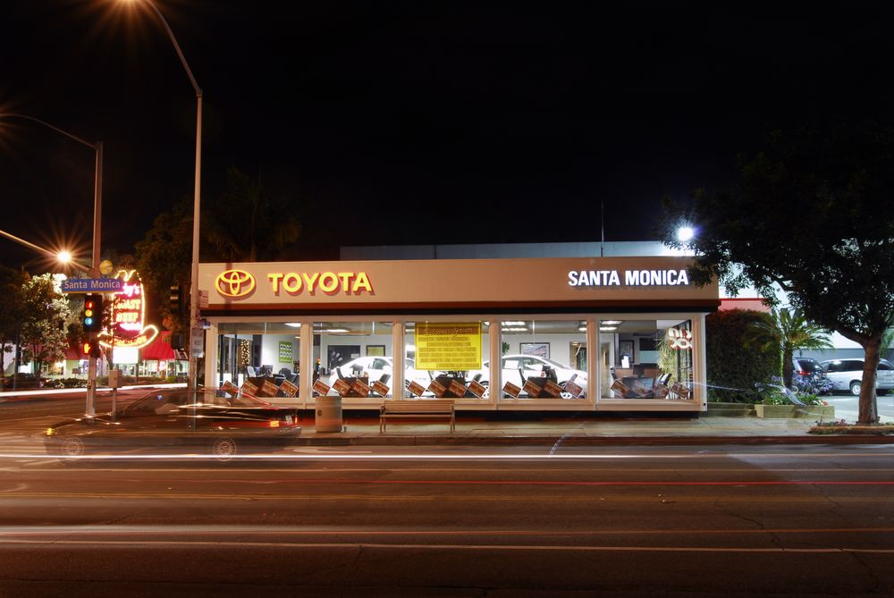 Santa Monica Toyota >> Photos For Toyota Santa Monica Yelp