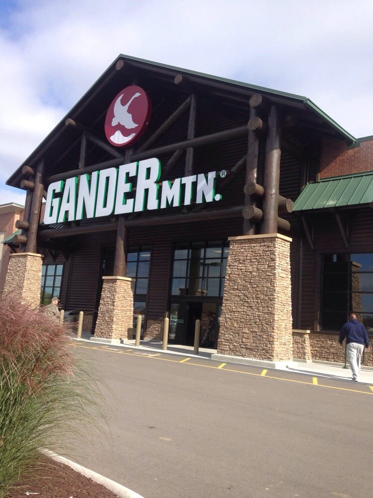 ST. PAUL, Minn(BUSINESS WIRE)--Gander Outdoors, formerly known as Gander Mountain, will be reopening in the Jackson, Tennessee market this spring. Marcus Lemonis, star of CNBC's The Profit.