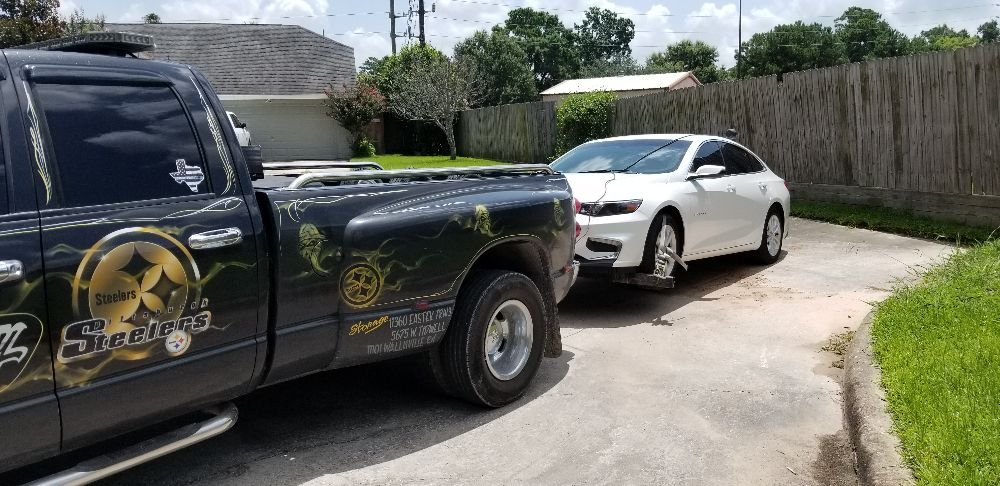 O & J's Towing & Recovery: 13802 E Hardy Rd, Houston, TX