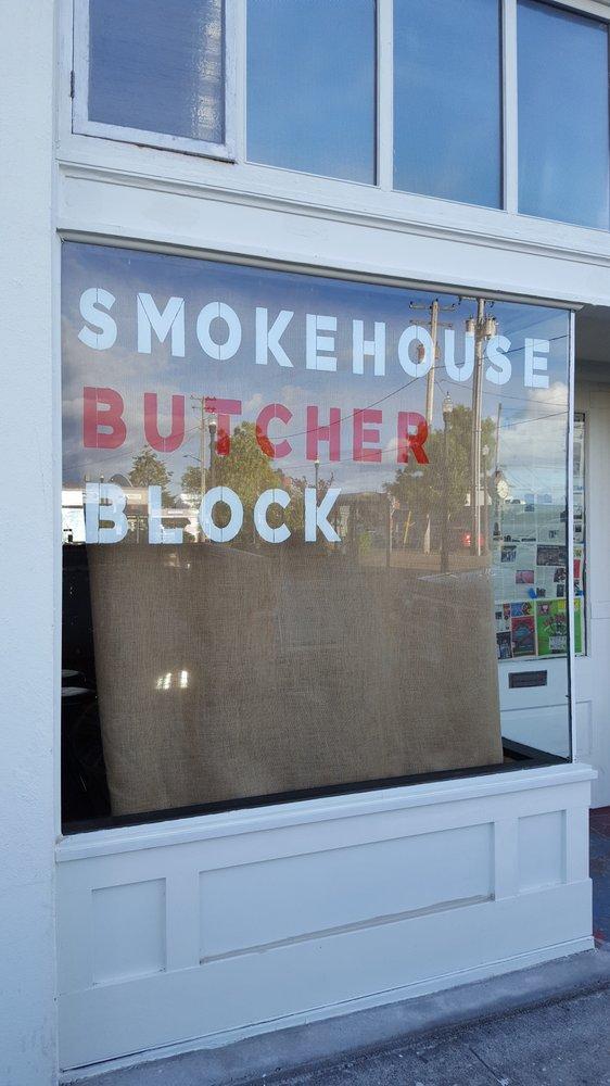 Smokehouse Butcher Block: 125 9th St, Astoria, OR