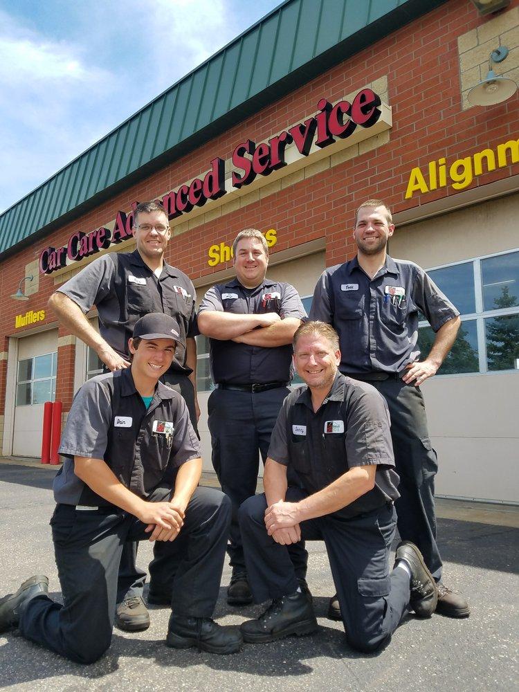 Car Care Advanced Service Center: 9865 Norma Ln, Woodbury, MN