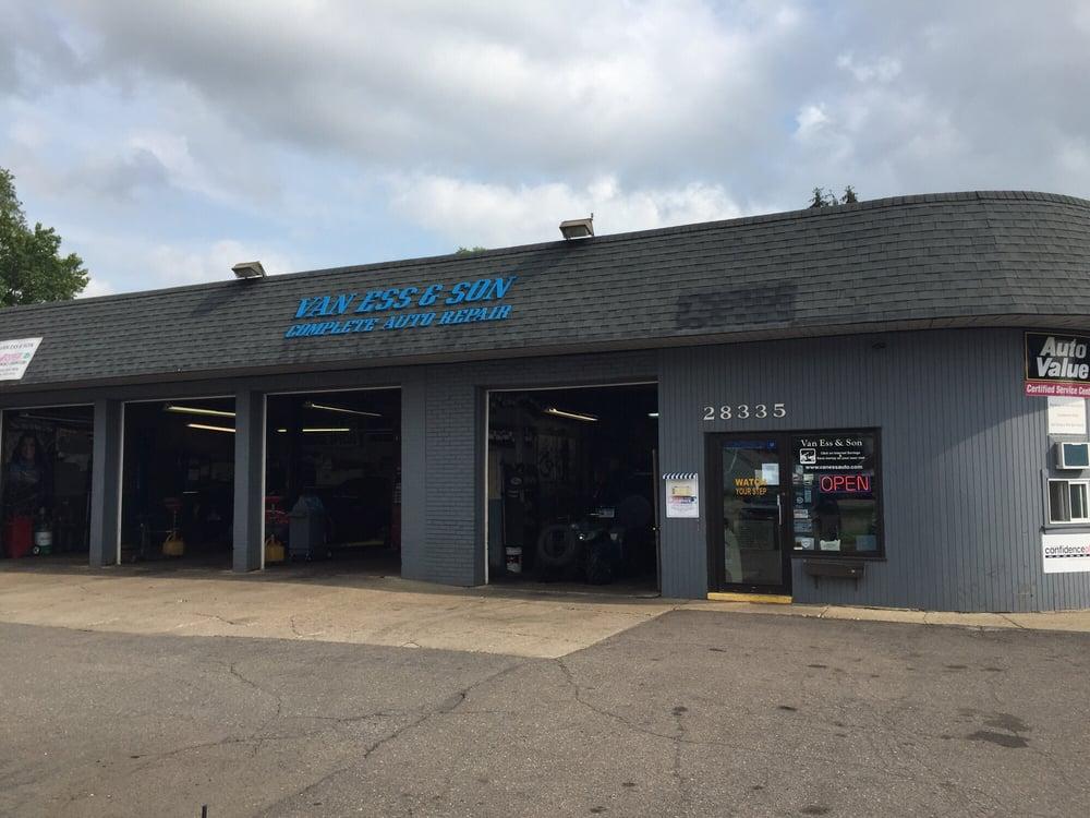 Van Ess & Son: 28335 5 Mile Rd, Livonia, MI