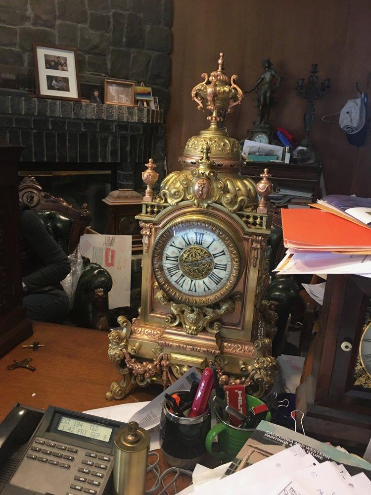 The German Clockmaker: San Francisco, CA