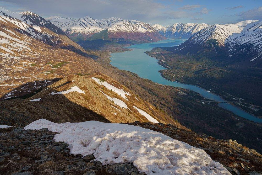 Slaughter Gulch Hike: Stetson Cir, Cooper Landing, AK