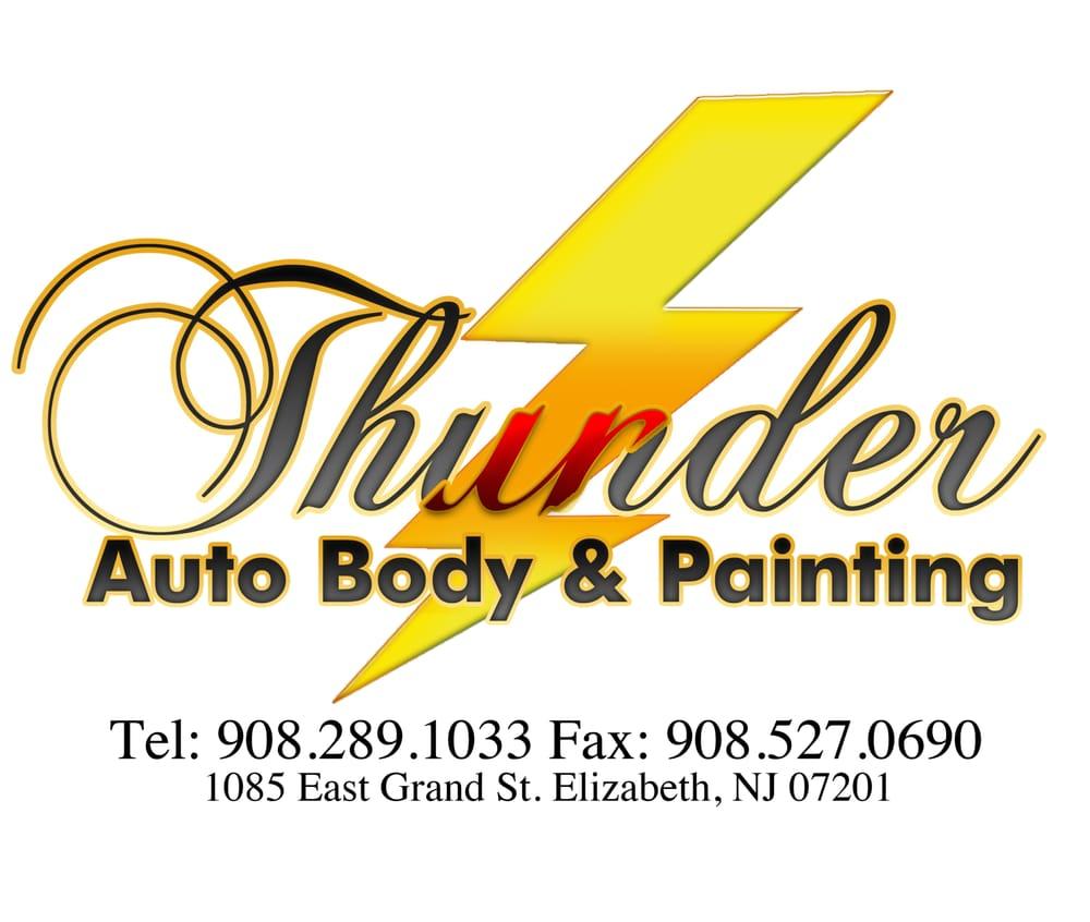 Thunder Auto Body Painting Elizabeth Nj