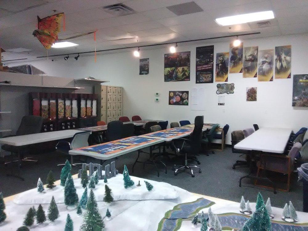 Strategy & Games: 200 W Hanley Ave, Coeur D Alene, ID