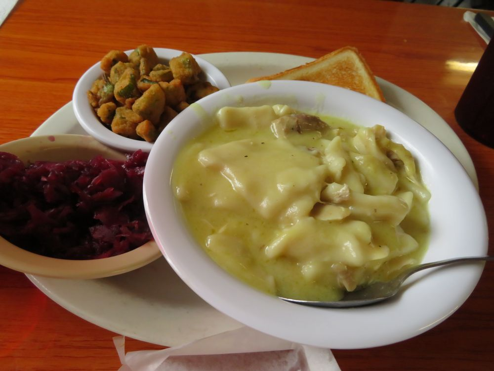 Food from Dale's Essenhaus