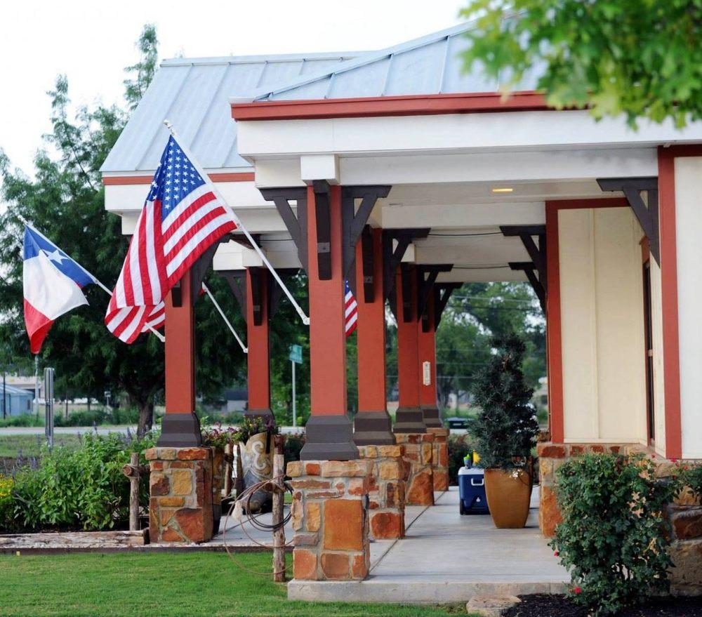 Frontier Bank Of Texas: 1500 Chestnut St, Bastrop, TX