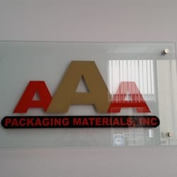 Photo Of AAA Packaging Materials