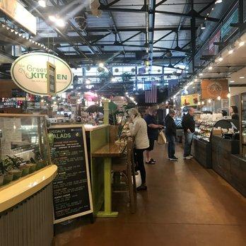 Milwaukee Public Market Does Madison >> Milwaukee Public Market 867 Photos 799 Reviews Public Markets