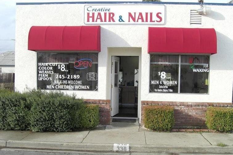 Creative Hair & Nails - Nail Salons - 338 7th St, Galt, CA - Phone ...