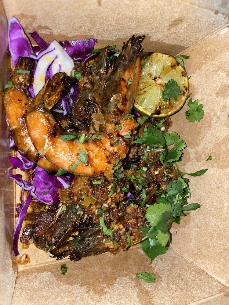 Food from Palo Tapas Bar