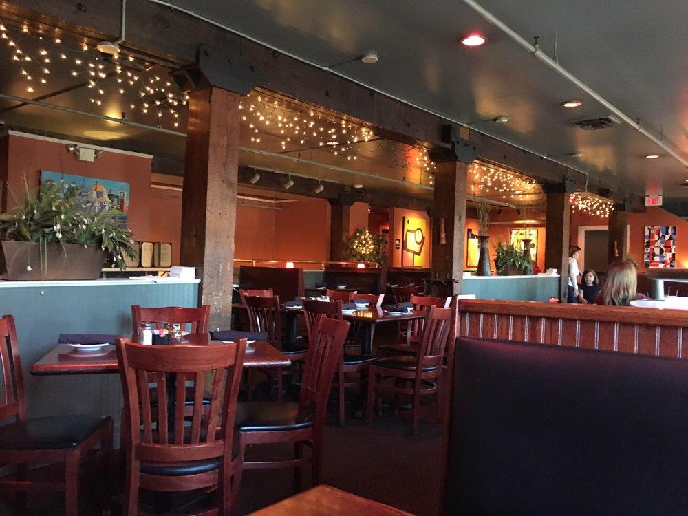 Byers Street Bistro Restaurant Staunton Va